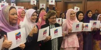 PTD Wanita Perlu Berusaha Memahami Pelaksanaan TN50