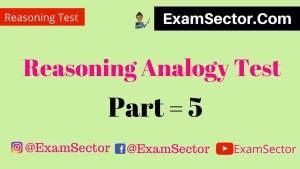 Analogy test reasoning in hindi ,