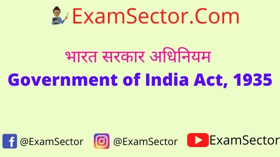 Government of India Act 1935 ,