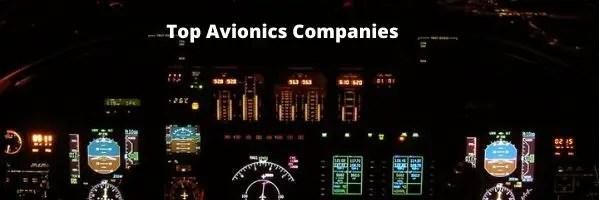avionics company