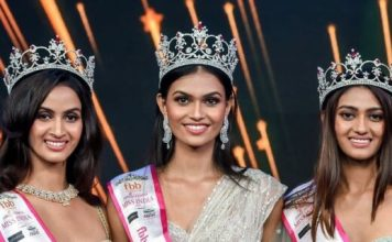 Femina Miss India 2019 Winner Suman Rao
