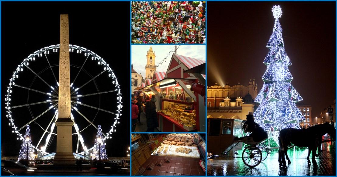 I mercatini di Natale sono uno stimolo in più per visitare queste 4 città in Europa, da vedere e da gustare
