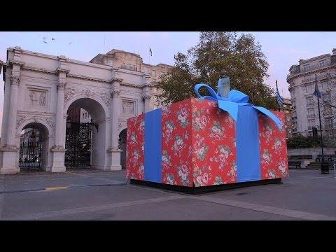 gigantic present