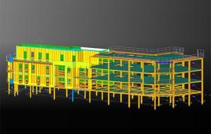 Structures neuves Excadia Expert Structure métallique