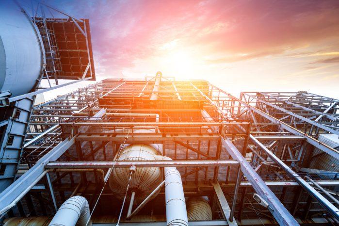 Excadia Expert Structure métallique Ouvrages industriels