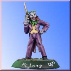 9252 - Mr. Long mit extralanger Handwaffe