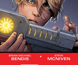 """Possibly """"Guardains of the Galaxy"""" from Bendis and McNiven?"""
