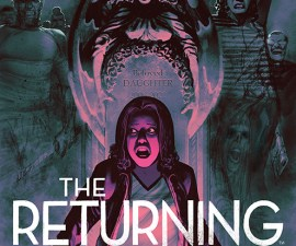 The Returning #1 from BOOM! Studios