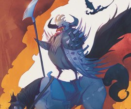 Chew: Warrior Chicken Poyo #1 from Image Comics