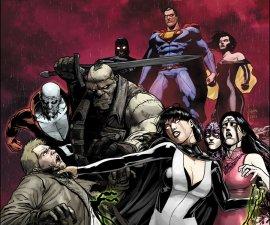 Forever Evil: Blight TP from DC Comics