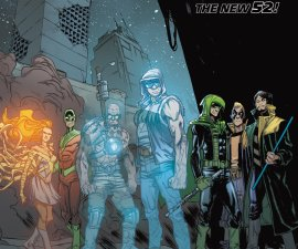 Forever Evil: Rogues Rebellion TP from DC Comics