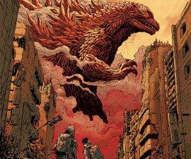 Godzilla: Cataclysm #1 from IDW Comics