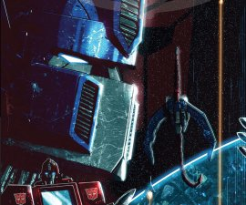 Transformers: Primacy #1 from IDW Comics