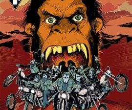 The Humans #1 from Image Comics