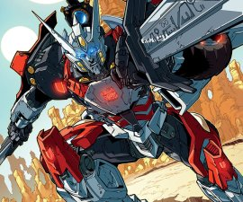 Transformers: Drift: Empire of Stone #1 from IDW Comics