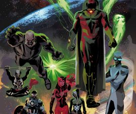 Uncanny Avengers #1 from Marvel Comics