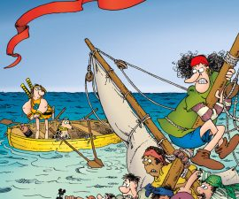 Groo: Friends and Foes #1 from Dark Horse Comics