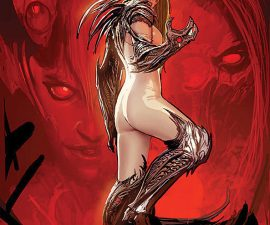 IXth Generation #1 from Image Comics