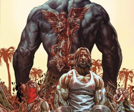 Suiciders #1 from DC Comics
