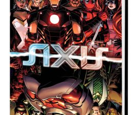 Avengers & X-Men: AXIS HC from Marvel Comics