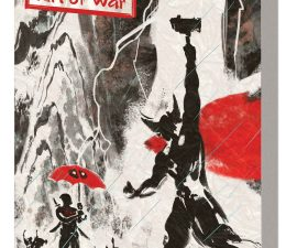 Deadpool's Art of War TPB from Marvel Comics