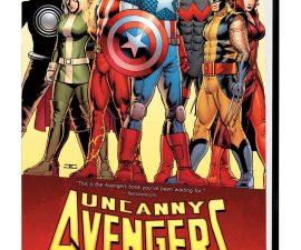 Uncanny Avengers Omnibus HC from Marvel Comics
