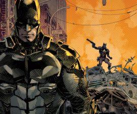 Batman: Arkham Knight #1 from DC Comics