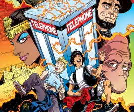Bill & Ted's Most Triumphant Return #1 from Boom Comics