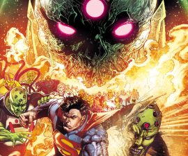 Convergence #0 from DC Comics