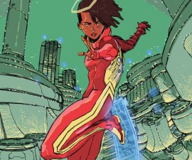 Halogen #1 from Boom Comics