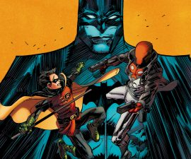 Convergence: Batman and Robin #1 from DC Comics