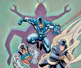 Convergence: Blue Beetle #1 from DC Comics