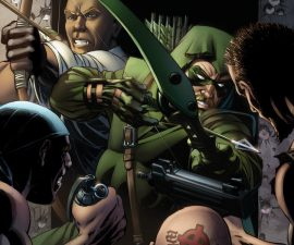 Convergence: Green Arrow #1 from DC Comics