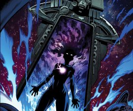 Guardians of the Galaxy & X-Men: The Black Vortex Omega #1 from Marvel Comics!