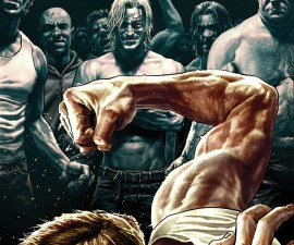 Fight Club 2 #1 from Dark Horse Comics