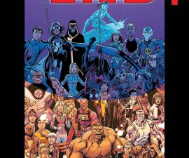 Ultimate End #1 from Marvel Comics