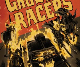 Ghost Racers #1 from Marvel Comics