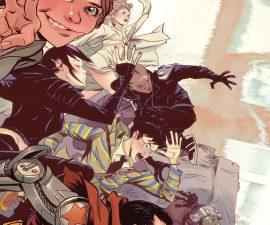 Runaways #1 from Marvel Comics