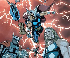 Thors #1 from Marvel Comics