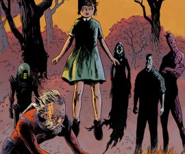 Black Hammer #1 from Dark Horse Comics