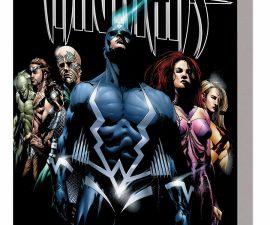 Inhumans by Paul Jenkins & Jae Lee TPB from Marvel Comics