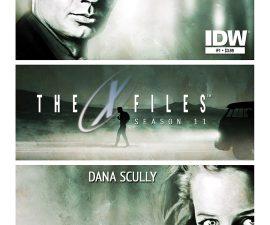 The X-Files: Season 11 #1 from IDW Comics