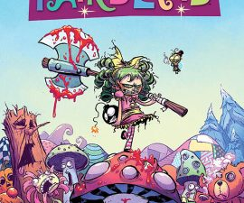 I Hate Fairyland #1 from Image Comics