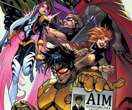 New Avengers #1 from Marvel Comics