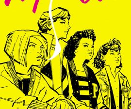 Paper Girls #1 from Image Comics