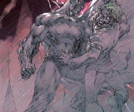 Batman: Europa #1 from DC Comics