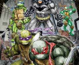 Batman/Teenage Mutant Ninja Turtles #1 from DC Comics