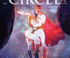 Jupiter's Circle Volume 2 #1 from Image Comics