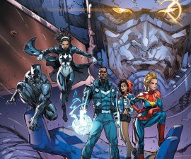 The Ultimates #1 from Marvel Comics