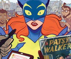 Patsy Walker, AKA Hellcat #1 from Marvel Comics